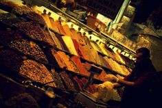 Egyptian spice market, Istanbul