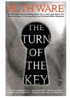 The Turn of the Key by Ruth Ware - BookBub Book Club Books, Book Lists, Good Books, Books To Read, Reading Lists, Reading Nook, Boom Music, Good Thriller Books, Books