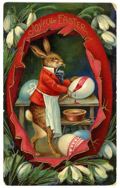 Easter Post Card | Flickr - Photo Sharing!