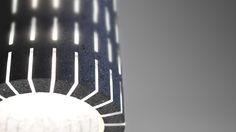 Betonové svítidlo Gravelli LiCrete Tube  Přes den dominanta, večer srdce interiéru. LiCrete® Tube je první svítidlo z patentovaného průhledného betonu LiCrete®. Aby pohled na něj nic nerušilo, dodáváme ho s transparentním závěsným kabelem.