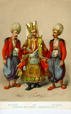 "The Janissaries (from Ottoman Turkish يڭيچرى yeniçeri meaning ""new soldier"" were infantry Musketeer units that formed the Ottoman sultan's household troops and bodyguards."