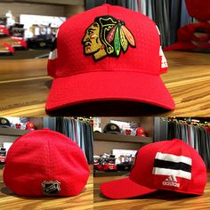 It's officially Draft day! Check out the #2017NHLDraft hat now available at the Blackhawks Store and Madhouse Team Store!