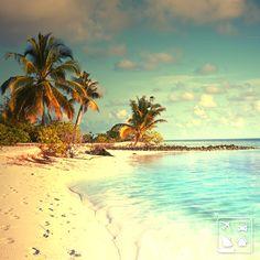 As Ilhas Maldivas têm mar azul profundo, recifes belíssimos e praias de areia branquinha para você curtir como nunca! Já se imaginou nesse lugar aí?