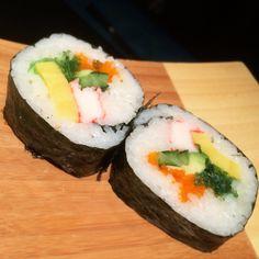 Futo Maki #Sushi #Japanese #Food #nomnomnom #Asian #Lounge #Zwolle Zuid the #Netherlands