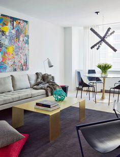 Fifty Third and Eighth by HFZ Capital Group, a Manhattan-based real estate investment and development company and interior design firm ASH NYC