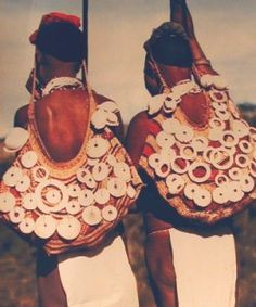 Solomon Islands shell money