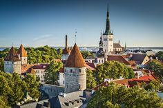 Estonia: Tallin i Parnawa. Atrakcje i przewodnik po północy Estonii