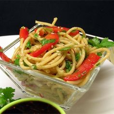 """Asian Pasta 
