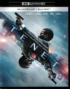 202- C(GB) NOL ten Christopher Nolan, Caine Michael, Clemence Poesy, George Mackay, John David, Action Film, Movie Releases, 4k Uhd, Tom Cruise