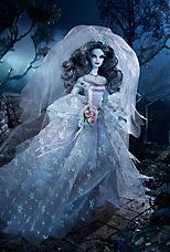 Check out the Haunted Beauty Zombie Bride Barbie Doll at the official Barbie website. Explore all of our Barbie dolls and playsets today! Barbie Doll Head, Barbie I, Barbie World, Barbie And Ken, Barbie Clothes, Celebrity Barbie Dolls, Barbie Toys, Doll Toys, Site Da Barbie