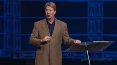 Pastor Robert Morris - In Jesus Name - To Pray Or Not To Pray