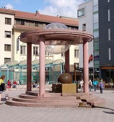 Rotuaarin pallo (vanha paikka)