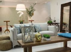 1ª Mostra Personale Quartos Decorados   Lounge Boas Vindas   Viviane Cavichiolo