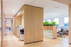 Kantoor Devoteam in Amsterdam. Ontwerp en realisatie door Rever Interieurprojecten. #kantoor #interieur #officedesign #interior #workspace #flexwerken