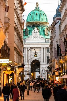 Hofburg Palace, Vienna by Manuel Harfmann. Vienna is one of my favorite places to visit. Oh The Places You'll Go, Places To Travel, Places To Visit, Travel Destinations, Wonderful Places, Beautiful Places, Amazing Places, Travel Around The World, Around The Worlds