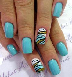 Nails - http://yournailart.com/nails-257/ - #nails #nail_art #nails_design #nail_ ideas #nail_polish #ideas #beauty #cute #love