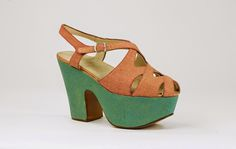 A Step Into the Bata Shoe Museum: From Function to Fashion: Platform and Wedge Footwear of the 1930s and 1940s