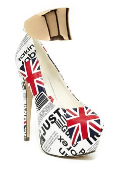 If I could just not die wearing these, I might be able to satisfy my obsession with British things...for awhile...
