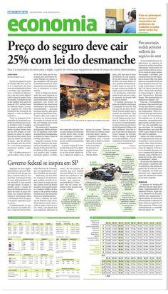 Título: Para associação, medida permitirá melhoria dos negócios no setor. Veículo: Diário do Grande ABC. Data: 16/06/2014. Cliente: Adera (Associação Brasileira de Reciclagem e Desmontagem Automotiva).