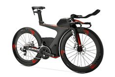 Cervelo P5X 2017 neues Triathlonrad