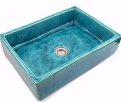 ceramic sink, handmade washbasin, waschbecken, sink from clay, umywalka z gliny Ceramic Sink, Ceramic Clay, Ceramic Pottery, Keramik Design, Tadelakt, Pottery Classes, Kitchen Sink, Handmade, Etsy