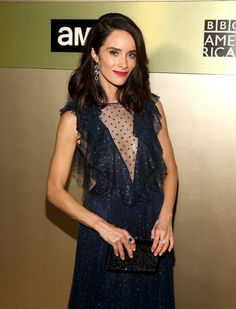 Abigail Spencer Photos Photos - Actress Abigail Spencer attends AMC Networks Emmy Party at BOA Steakhouse on September 18, 2016 in West Hollywood, California. - AMC Networks Emmy Party