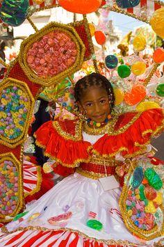 Children's carnival, Trinidad Carnival