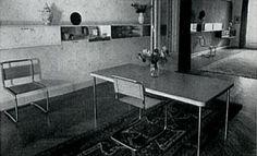1920 - The Boroschek Apartment, Berlin, Germany - Breuer