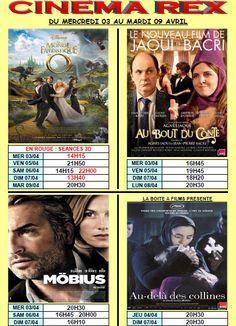 "Programme du cinéma ""REX"" de Bernay..."