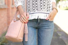 Crochet Fringe  Penny Pincher Fashion