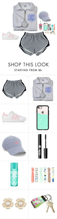 """Untitled #58"" by theobaldsophie ❤ liked on Polyvore featuring adidas, Casetify, Vineyard Vines, Charlotte Russe and Lilly Pulitzer"