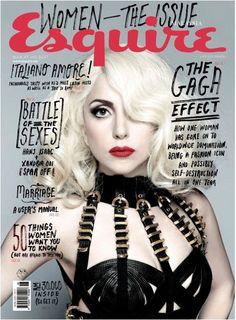 Esquire malaysia - Lady Gaga