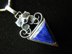 Hey, I found this really awesome Etsy listing at https://www.etsy.com/listing/280133854/sterling-silver-brutalist-lapis-and
