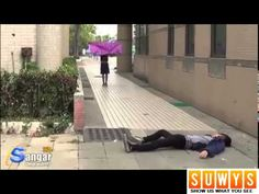 Prank gone magic, guy disappears when he taught prank was real, prankers in shock
