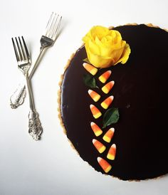 I've got my eatin' pants on and we're headed to @macleanjanna house for some fam jam with this French Chocolate Tart with a Brown Butter Crust and a bottle of rosé. If it goes over well I'll add the recipe to the blog soon #happythanksgiving 🍁🦃 Butter Crust, French Chocolate, Brown Butter, Happy Thanksgiving, Tart, Bottle, Tableware, Blog, Recipes
