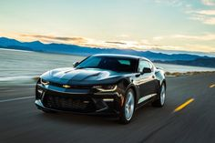 2016 #Camaro Wraps Up Cross-Country Tour