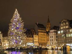 Tour the Strasbourg Christmas Market