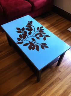 Table Flip, Coffee Table Makeover, Fancy Houses, Furniture Makeover, Home Buying, Home Goods, Projects To Try, Indoor, Diy Crafts