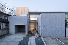 Casa en Sakurashinmachi / Comma Design
