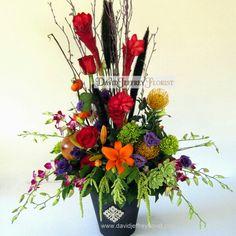 #davidjeffreyflorist #flowers #redginger #fallflowers #tropicalflowers #westlakevillage #thousandoaks #calabasas #agourahills #oakpark #moorpark #camarillo #newburypark