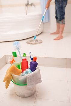 Guida alla pulizia ecologica della casa: il bagno