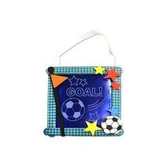 Soccer Banner Craft Kit