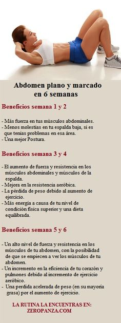 36 new Ideas for fitness mujer gym abdomen plano Fitness Tips, Fitness Motivation, Health Fitness, Fitness Planner, Workout Fitness, Gym Workouts, At Home Workouts, Tabata Cardio, Pilates