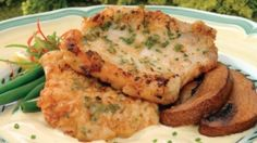If you've ever enjoyed Gator bites you are sure to love this recipe - Alligator Scaloppini