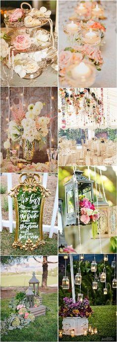 50 Wedding Centerpieces Decor For You To Choose