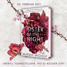 Hexenschwesternsaga 3 Marah Woolf, Sisters, Love, Night, Art, Good Morning Love, Great Love, Amor, Art Background