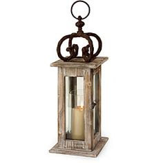 Old Spanish Mission Padre Lantern - Overstock™ Shopping - Great Deals on Candles & Holders