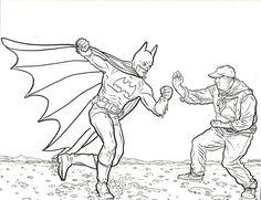 batman vs shaolin cowboy