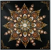 How to Paint Dot Mandalas with Kristin Uhrig online store