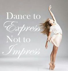 Dance to express